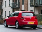 Volkswagen golf tdi bluemotion 5-door uk 2013 Photo 11