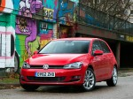 Volkswagen golf tdi bluemotion 5-door uk 2013 Photo 13
