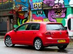 Volkswagen golf tdi bluemotion 5-door uk 2013 Photo 14