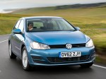 Volkswagen golf tdi bluemotion 5-door uk 2013 Photo 24