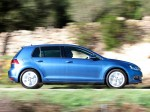 Volkswagen golf tdi bluemotion 5-door uk 2013 Photo 30