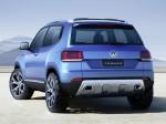 Volkswagen taigun concept 2012 Photo 02