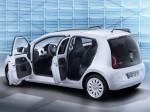 Volkswagen up 5 door white 2012 Photo 12
