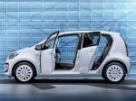Volkswagen up 5 door white 2012 Photo 13