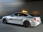 AMG c63 black series coupe dtm safety car 2012 Photo 06