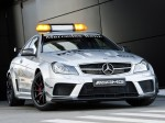 AMG c63 black series coupe dtm safety car 2012 Photo 08