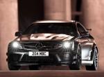 AMG mercedes c-klasse c63 black series coupe uk c204 2012 Photo 06