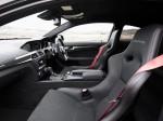AMG mercedes c-klasse c63 black series coupe uk c204 2012 Photo 12