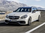 AMG mercedes e 63 estate s212 2013 Photo 06