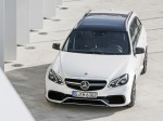 AMG mercedes e 63 estate s212 2013 Photo 13