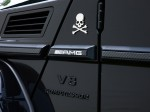 AMG mercedes g55 kompressor mastermind w463 2012 Photo 03