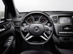 AMG mercedes ml63 w166 2012 Photo 01