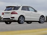 AMG mercedes ml63 w166 2012 Photo 02