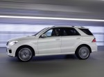 AMG mercedes ml63 w166 2012 Photo 04