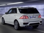 AMG mercedes ml63 w166 2012 Photo 05