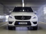 AMG mercedes ml63 w166 2012 Photo 06