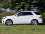 AMG mercedes ml63 w166 2012 Photo 09