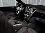 AMG mercedes ml63 w166 2012 Photo 11