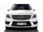 AMG mercedes ml63 w166 2012 Photo 14