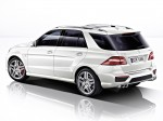 AMG mercedes ml63 w166 2012 Photo 15
