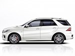 AMG mercedes ml63 w166 2012 Photo 16