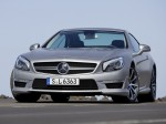 AMG mercedes sl63 r231 2012 Photo 02