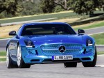AMG mercedes sls electric drive c197 2013 Photo 03