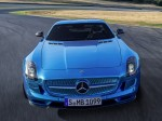 AMG mercedes sls electric drive c197 2013 Photo 04