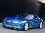 AMG mercedes sls electric drive c197 2013 Photo 05