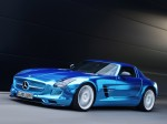 AMG mercedes sls electric drive c197 2013 Photo 07
