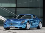 AMG mercedes sls electric drive c197 2013 Photo 11