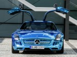 AMG mercedes sls electric drive c197 2013 Photo 14