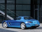 AMG mercedes sls electric drive c197 2013 Photo 16