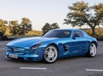 AMG mercedes sls electric drive c197 2013 Photo 21