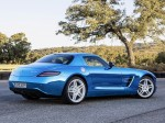 AMG mercedes sls electric drive c197 2013 Photo 23