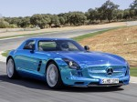 AMG mercedes sls electric drive c197 2013 Photo 24
