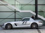 AMG mercedes sls gt official f1 safety car 2012 Photo 02