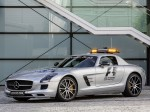 AMG mercedes sls gt official f1 safety car 2012 Photo 03