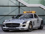 AMG mercedes sls gt official f1 safety car 2012 Photo 05