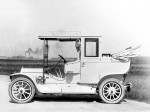 Benz 20 35 ps landaulet 1909 Photo 01