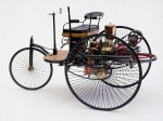 Benz patent motorwagen typ i 1885 Photo 02