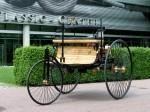 Benz patent motorwagen typ i 1885 Photo 03