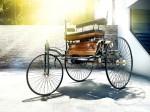 Benz patent motorwagen typ i 1885 Photo 04