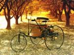 Benz patent motorwagen typ i 1885 Photo 07