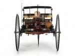 Benz patent motorwagen typ i 1885 Photo 10
