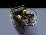 Benz patent motorwagen typ i 1885 Photo 11