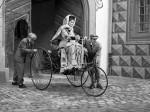 Benz patent motorwagen typ i 1885 Photo 12