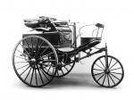 Benz patent motorwagen typ iii 1888 Photo 01