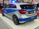 Brabus a klasse police car 2012 Photo 01
