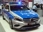 Brabus a klasse police car 2012 Photo 03